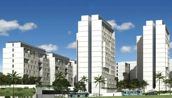 """מעונות """"עיר הסטודנטים"""" נפתחו ויאכלסו 1,600 תלמידים"""