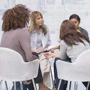 קבוצה טיפולית בשירות הפסיכולוגי